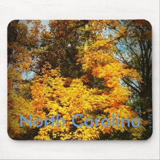 ノースカロライナの秋のmousepad マウスパッド