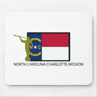 ノースカロライナシャーロットの代表団LDS CTR マウスパッド