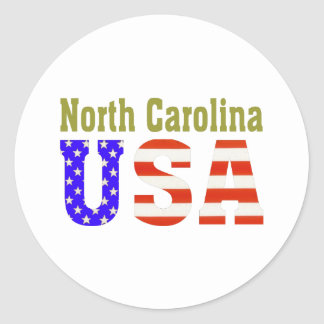 ノースカロライナ米国! ラウンドシール
