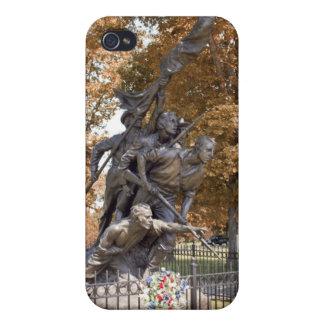 ノースカロライナ記念のGettysburg PA iPhone 4/4S カバー