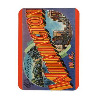 ノースカロライナ、ウィルミントンの磁石 マグネット