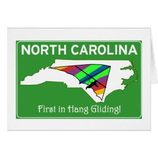 ノースカロライナ グリーティングカード