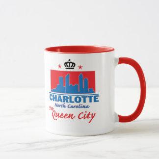 ノースカロライナ マグカップ