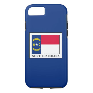 ノースカロライナ iPhone 7ケース