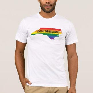 ノースカロライナHB2の当惑 Tシャツ