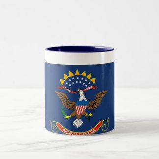 ノースダコタのマグ ツートーンマグカップ