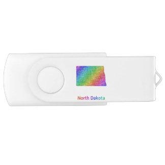 ノースダコタ USBフラッシュドライブ