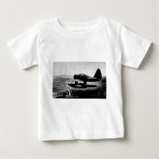 ノースロップN3-PBのパトロールの爆撃機-ヴィンテージ ベビーTシャツ