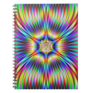 ノートのフェニックスの星 ノートブック