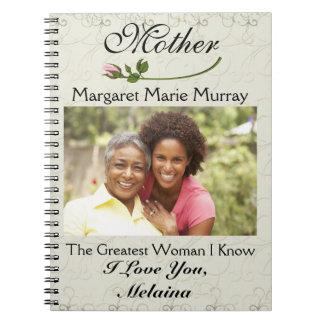 ノートの/祖母/妻- SRF生み出すために愛して下さい ノートブック