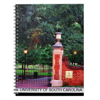 ノートサウスカロライナ大学 ノートブック