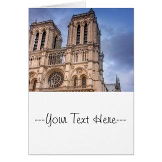 ノートルダム大聖堂 カード