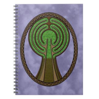 ノート生命の樹 ノートブック