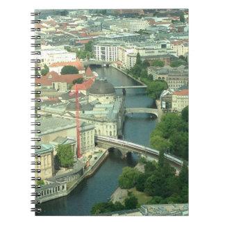 ノート-酒宴の川、ベルリン ノートブック