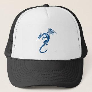 ノーバート青いドラゴン キャップ