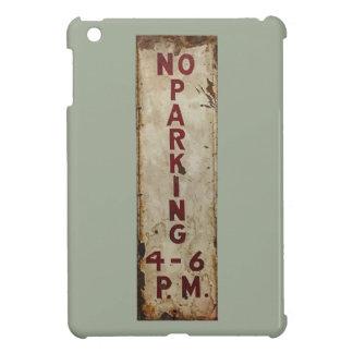 ノーパーキング4-6 p.m. iPad mini カバー