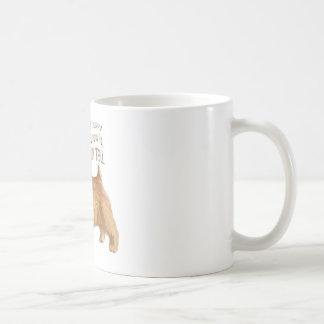 ノーフォークテリア コーヒーマグカップ