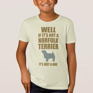 ノーフォークテリア Tシャツ