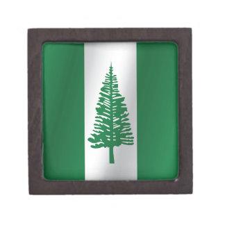 ノーフォーク島の旗 ギフトボックス