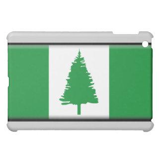ノーフォーク島の旗 iPad MINI カバー