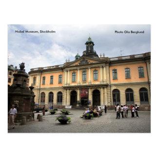 ノーベル博物館、ストックホルムの写真O… ポストカード
