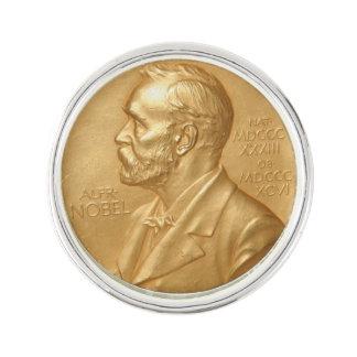 ノーベル賞のラペルピン ラペルピン