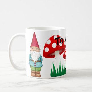 ノームに私を愛することはあります コーヒーマグカップ