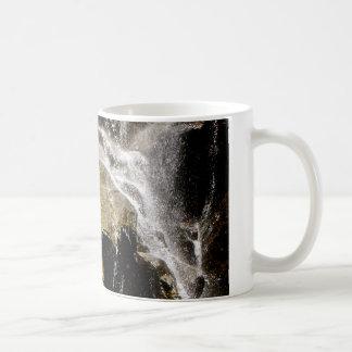 ハイイログマの滝の詳細 コーヒーマグカップ