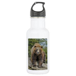 ハイイログマの頭部 ウォーターボトル