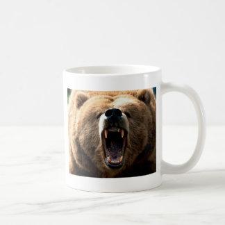 ハイイログマ コーヒーマグカップ