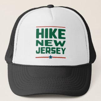 ハイキングニュージャージー キャップ