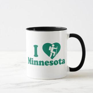 ハイキングミネソタ マグカップ