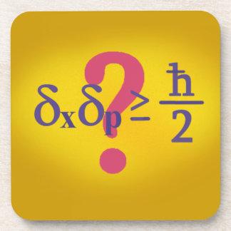 ハイゼンベルクの不確定性原理 コースター