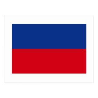ハイチの市民旗 ポストカード
