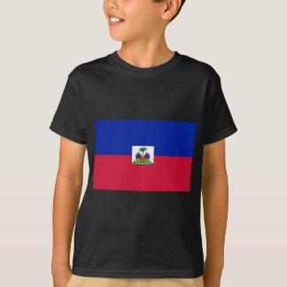 ハイチの旗のTシャツ、フード付きスウェットシャツ、マグ、服装 Tシャツ