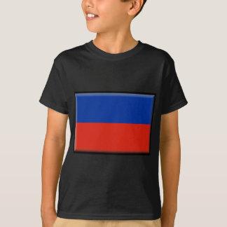 ハイチの旗 Tシャツ