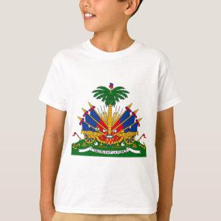 ハイチの紋章 Tシャツ