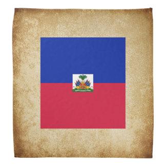 ハイチの金旗 バンダナ