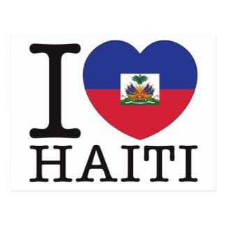 ハイチ愛v2 ポストカード