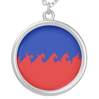 ハイチ すごい 旗