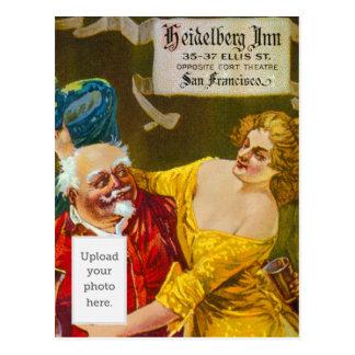 ハイデルベルクのイン ポストカード