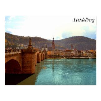 ハイデルベルク、ドイツ ポストカード