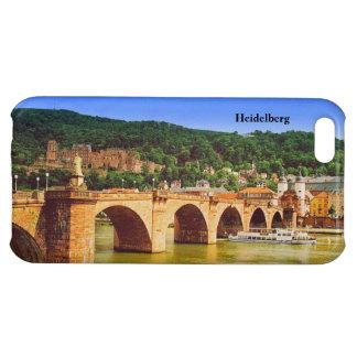 ハイデルベルク、ドイツ iPhone 5C カバー