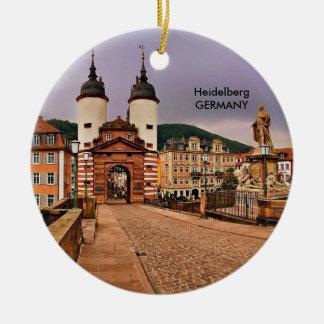ハイデルベルク、BRIDGEGATE セラミックオーナメント