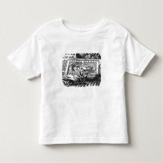 ハイデルベルク、Hortus Palatinus (engraviの迷路 トドラーTシャツ