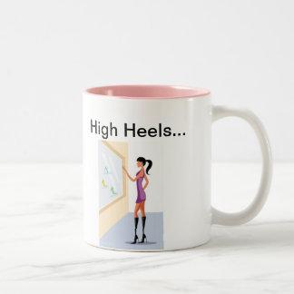 ハイヒールの…大志 ツートーンマグカップ