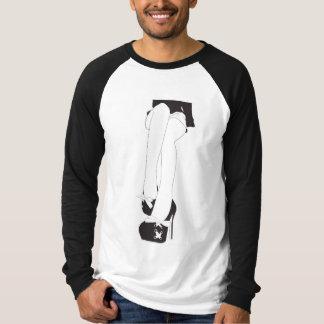 ハイヒール Tシャツ