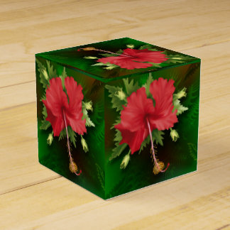 ハイビスカスの花 フェイバーボックス