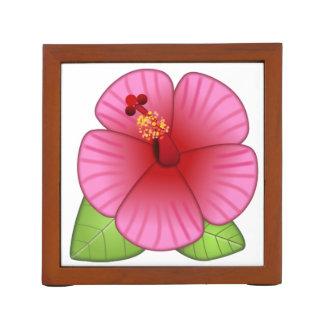 ハイビスカスの花- Emoji ペンスタンド