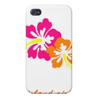 ハイビスカスの花 iPhone 4/4S CASE